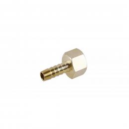 Adaptor alamă 9 mm. - 3/8'' interior
