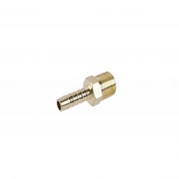 Adaptor alamă 9 mm. - 3/8'' exterior