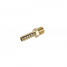 Adaptor alamă 9 mm. - 1/4'' exterior