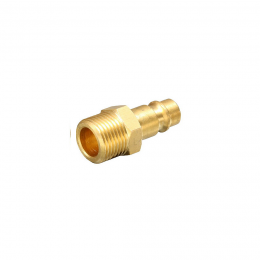 Adaptor alamă 6 mm. - 1/8'' exterior