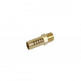 Adaptor alamă 13 mm. - 1/4'' exterior