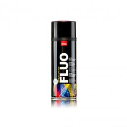 Spray fluorescent Red Rosso 400 ml.