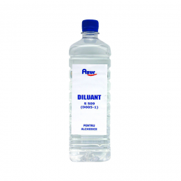 Diluant S 509 D005-1 AZUR VARA 0,5 L.