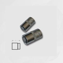 Cap tubular 1/2'', 10 mm.