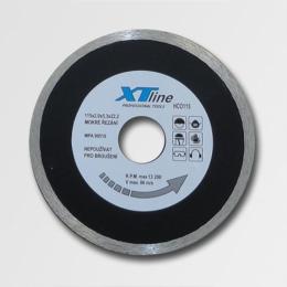 Disc diamantat continuu 125x22,2 mm.
