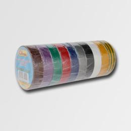 Banda electroizolatoare 19 mm. x10 m.
