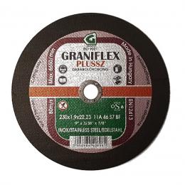 Disc debitat Otel 230X1.9X22.2 mm.