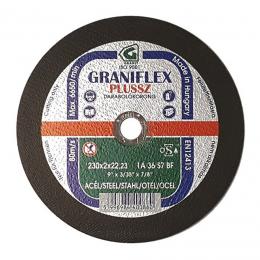 Disc debitat Inox 230 X 1.9 X 22.23 mm.