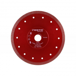 Disc diamantat ultrasubtire PROFI 230 mm.