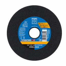 Disc debitat 125 X 1.6 mm. PSF STEELOX