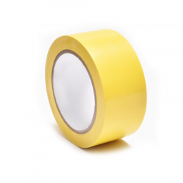 Bandă acoperire 60 grd. galbenă 25 mm. x 50 yrd. (36/bax)