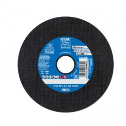 Disc debitat 125 X 1 mm. SG INOX (25 buc./cutie)
