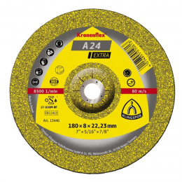 Disc polizat KL-A 24 EX 230 X 8 X 22.23 mm. (10 buc./cutie)
