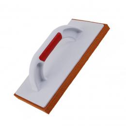 Drișcă burete cauciucată portocaliu 280 x 140 x 18 mm.