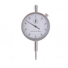 Ceas comparator cu diviziune 0.01 mm.