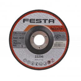 Disc polizat metal 125 x 6 x 22.2 mm
