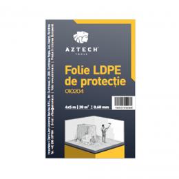 Folie 20 mp. LDPE 5micr. (40buc/bax)