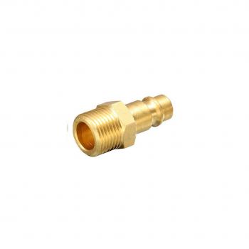 Adaptor alamă 6 mm. - 1/8'' exterior