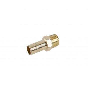 Adaptor alamă 13 mm. - 3/8'' exterior