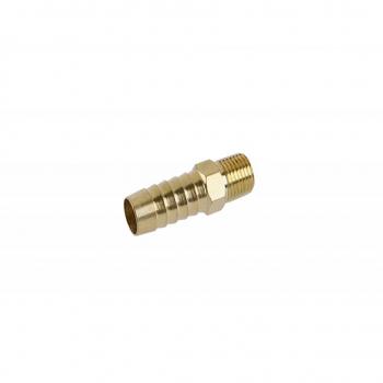 Adaptor alamă 13 mm. - 1/4'' exterior