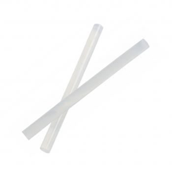 Rezerve baton plastic transparent 7.2 x 100 mm. 12 buc.