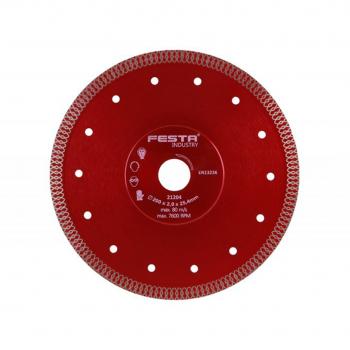 Disc diamantat ultrasubtire PROFI 230 mm.