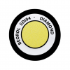 Spray metalizat galben Giallo Zolfo 400 ml.