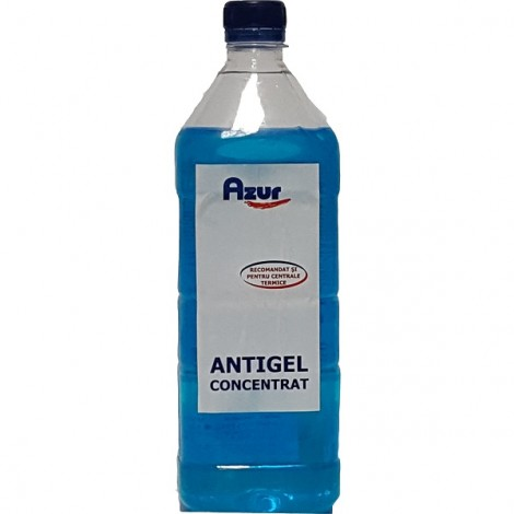 Antigel concentrat minus 39 grade 0.9 Litri