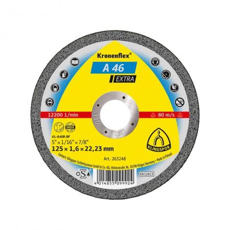 Disc De Debitat A 46 Ex 125x1.6x22.23 - 263248