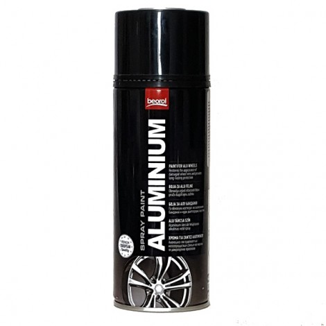 Spray Beorol Aluminiu Jante 400ml - 740070