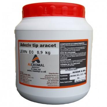 Adeziv Tip Aracet Lemn D3 Holchim 0.90kg