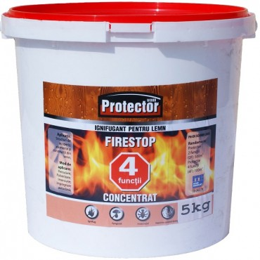 Protector Fire-Stop Concentrat 5kg