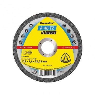 Disc De Debitat A 46 Tz 125x1,6x22.23 - 187171