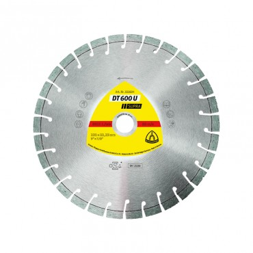 Disc Diamantat Dt 600u 230x2.6x22.23 - 322634