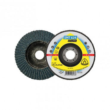 Disc Lamelar Frontal Smt 624 P-80 125x22.23 - 322775