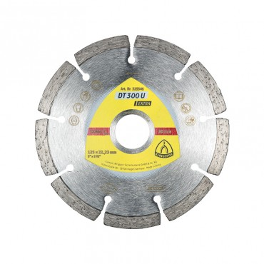 Disc Diamantat Dt 300 U 125x1.6x22.23 Segm - 325346