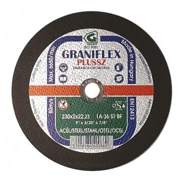 Disc De Debitat 230x1.9x22.23 Inox - 40696