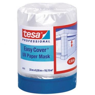 Folie De Mascare Cu Banda pentru protectie la razele UV 33mx550mm - 4372