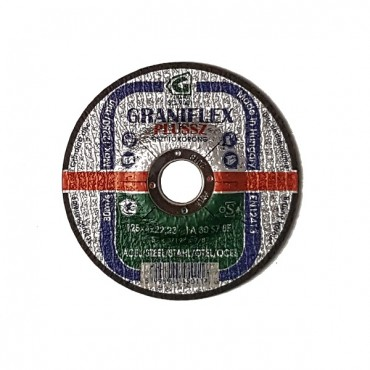Disc De Polizat 125x4x22.23 Otel - 45011