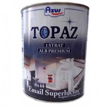 Email Topaz S5046 Snow White Alb 4 L