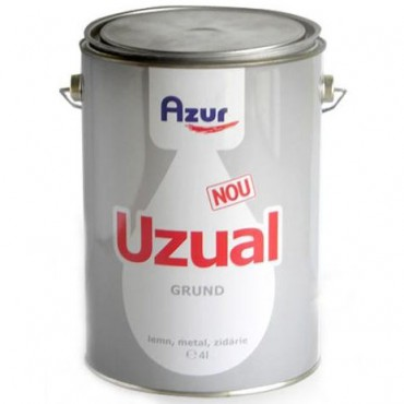 Grund Uzual S5062 Rosu Oxid 4l