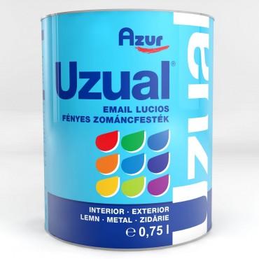 Email Uzual S5070 Alb 0.75l