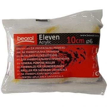 Rola poliacril fir galben 10/15mm ELEVEN 518037 (2buc/folie)