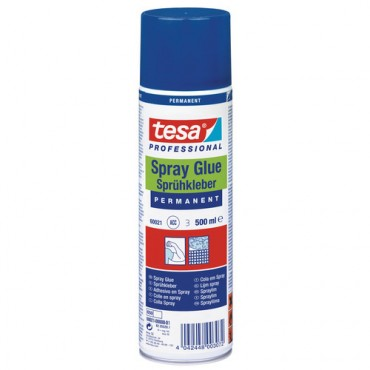 Spray Adeziv Permanent 500ml Transparent - 60021