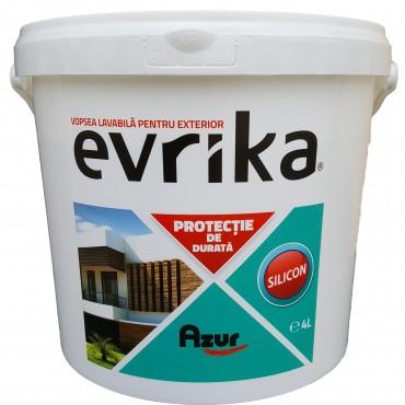 Vopsea Lavabila Exterior Silicon Evrika S8634 4l