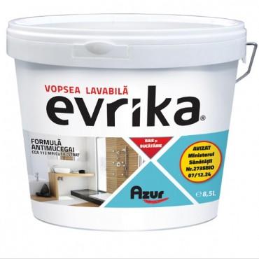 Vopsea Lavabila Baie Si Bucatarie Evrika S8636 4l