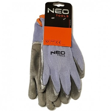 Manusi NEO Latex/Tricotate 97-600