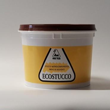 Chit Pe Baza De Apa Ecostucco 1kg Alb 50