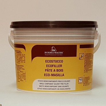 Chit Pe Baza De Apa Ecostucco 5kg Lemn Nat 08