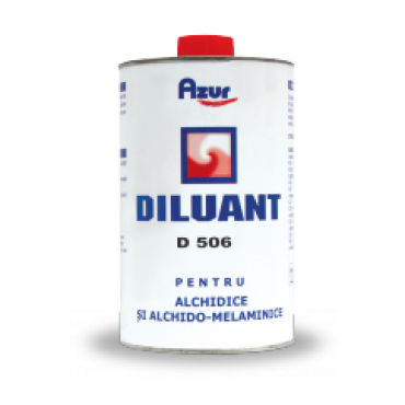 Diluant D506 Vara 4l